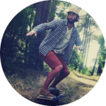 Sam, co-fondateur Onewheel France
