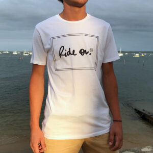 T-Shirt Officiel Ride On Experience